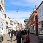IPCのあるHelsingørの街を散策しました