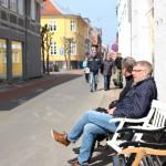 再びHelsingør散策。春を楽しむデンマーク人とCulture Yard。