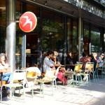 【北欧旅行:ノルウェー編②】オスロ3日目、カール・ヨハン通り周辺とカフェ「FUGLEN」