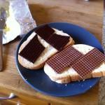 デンマークの朝ごはんに食べられているpålægchokoladeって?
