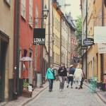 【北欧旅行:スウェーデン編③】まだまだ終わらない魔女の宅急便を巡る旅。次なる地はガムラ・スタン。