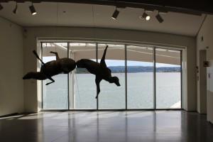 アストルップ美術館内部