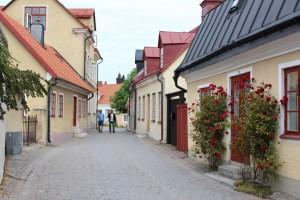 小さな家々