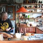 【interview】陶芸家のJaniceさん①:ジブリ映画に出てきそうな理想のキッチン。