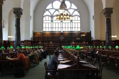 王立図書館