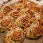 【Recipe from Finland】甘くておいしい、ノーラちゃんのシナモンロール