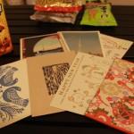【今日のできごと】日本からお手紙が届きました。