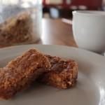 【Recipe from Ireland】グラノーラで作るクッキーみたいなフラップジャック