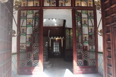 素敵な玄関口