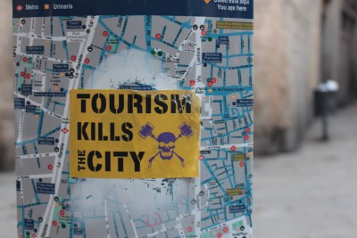 TOURISM KILLS THE CITY