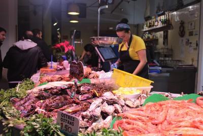 魚介の食べられる店